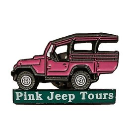 THE PIN CENTER JEEP PIN