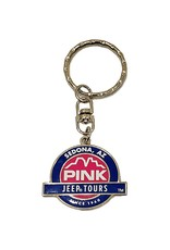 THE PIN CENTER SEDONA LOGO KEYCHAIN