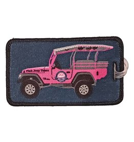 A-B EMBLEM PJT JEEP LUGGAGE TAG