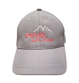 OURAY SPORTSWEAR COOL BREEZE HAT SILVER