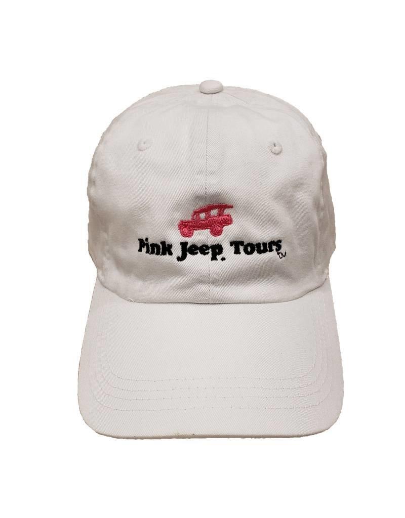 HP2 PROMO CLASSIC TWILL HAT WHITE