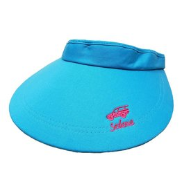 DORFMAN PACIFIC BIG BRIM VISOR ASSORTED COLORS