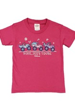 EMI SPORTSWEAR YOUTH GROOVY TIMES JEEP BERRY