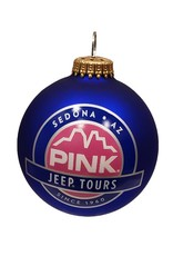 ART FOR THE YOUNG AT HEART SEDONA CHRISTMAS ORNAMENT BLUE