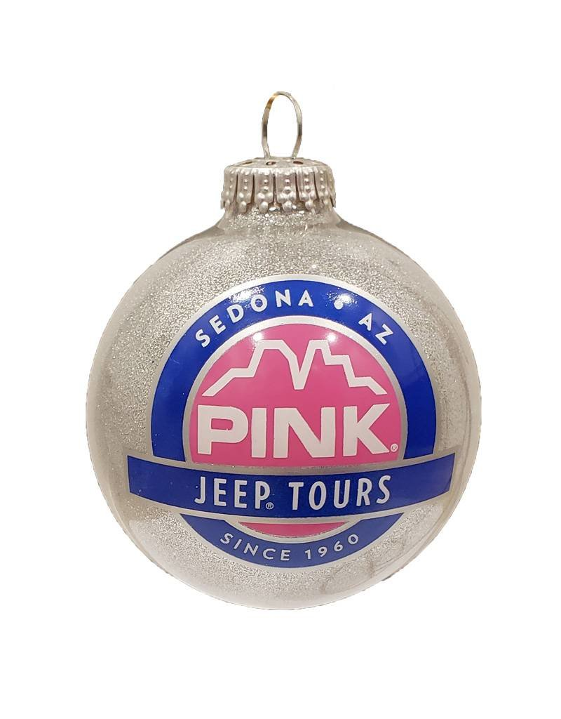ART FOR THE YOUNG AT HEART SEDONA CHRISTMAS ORNAMENT SILVER