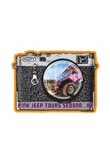 STEAMBOAT STICKERS SEDONA VINTAGE CAMERA