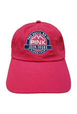 EMI SPORTSWEAR YOU GOTTA DO IT LOGO HAT PINK