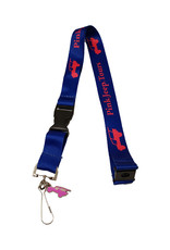 A-B EMBLEM LANYARD WITH JEEP CHARM