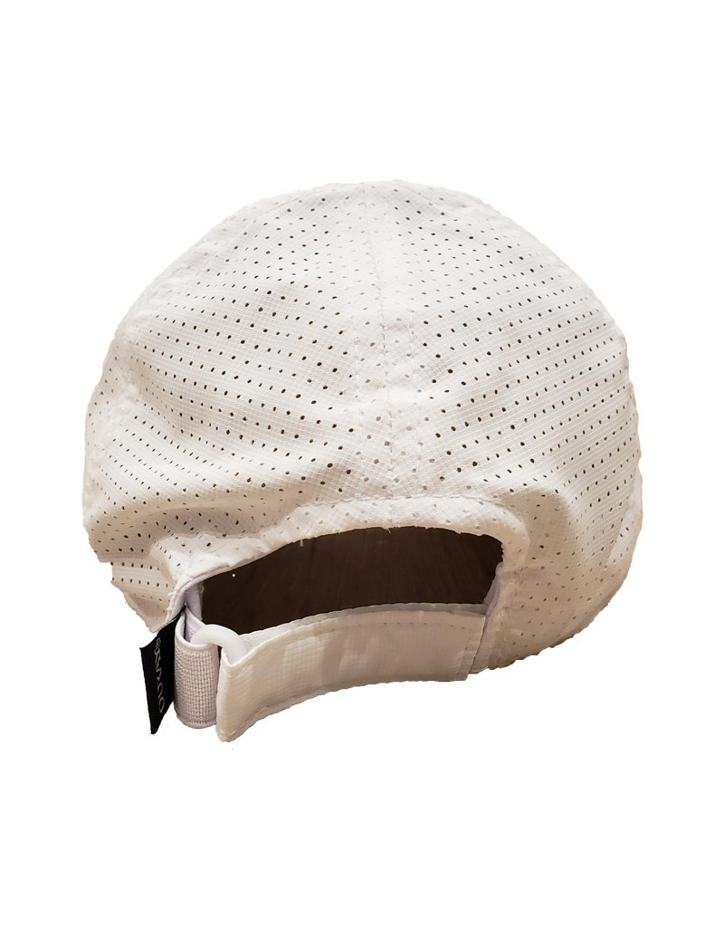 OURAY SPORTSWEAR COOL BREEZE HAT WHITE