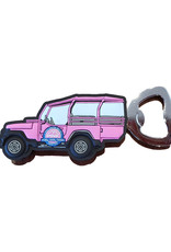 PINNACLE DESIGNS JEEP MAGNET BOTTLE OPENER