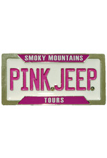 PINNACLE DESIGNS SMOKY MOUNTAINS LICENCE PLATE MAGNET