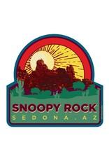 STEAMBOAT STICKERS SEDONA SNOOPY ROCK
