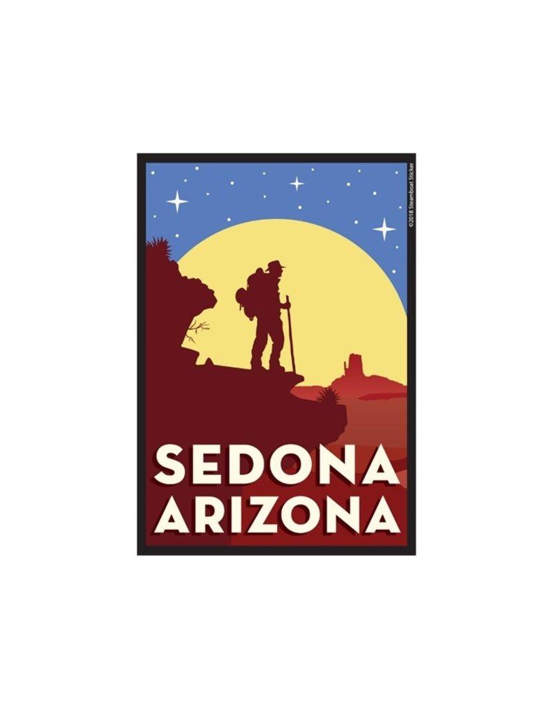 STEAMBOAT STICKERS SEDONA LOST IN THE STARS