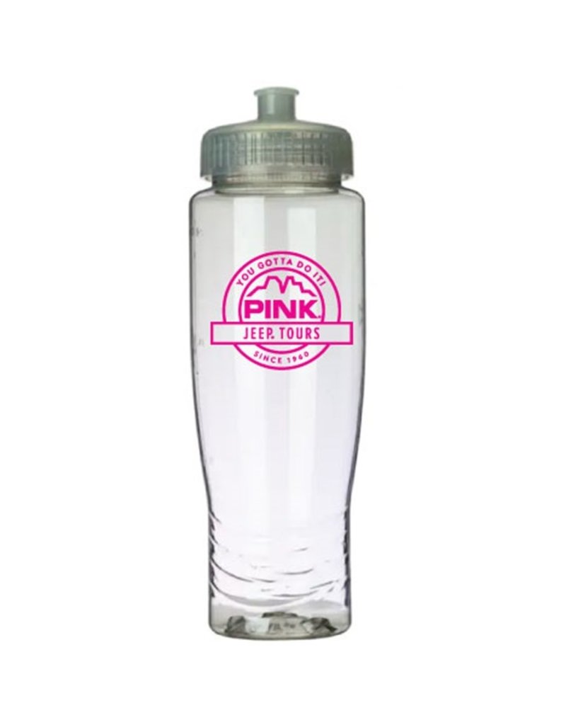 QUALITY LOGO PRODUCTS ECO WATER BOTTLE 28oz CLEAR