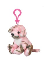 WILDLIFE ARTISTS INC PINK CAMOWILD LABRADOR WITH CLIP