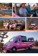 PINK JEEP TOURS GIFT CARD VARIOUS AMOUNTS