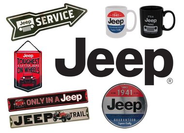 LICENSED JEEP PRODUCTS