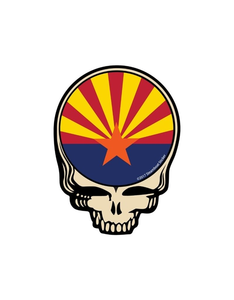 STEAMBOAT STICKERS ARIZONA STEAL YOUR FACE