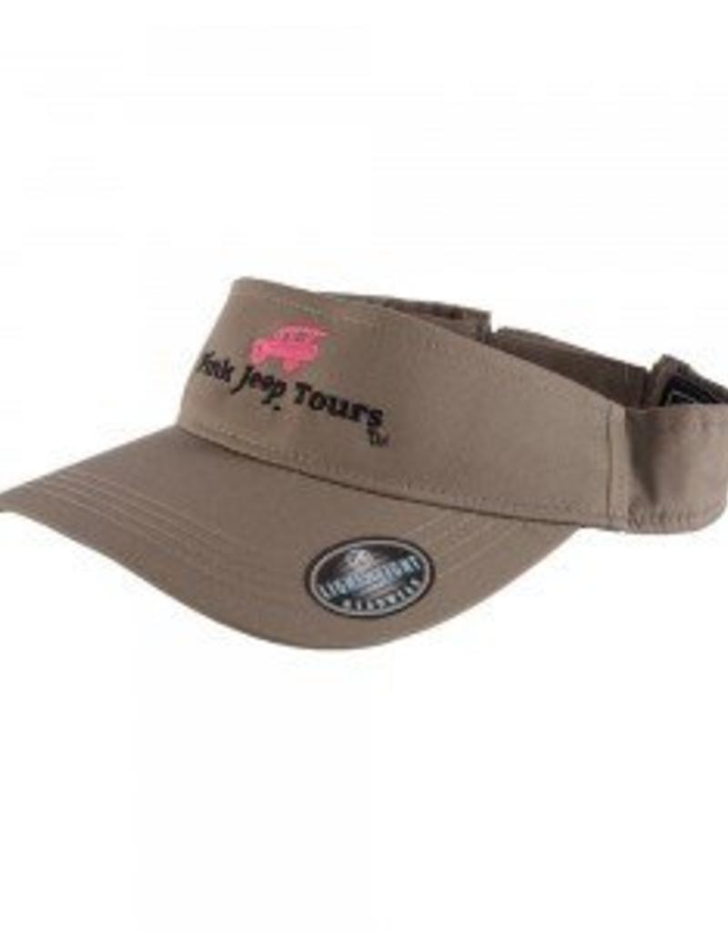 HP2 PROMO LOW RISE VISOR - JEEPO