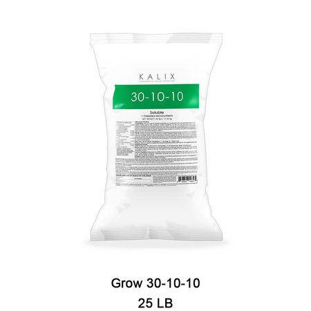 Grow 30-10-10 + Chelated Micronutrients 25 lb
