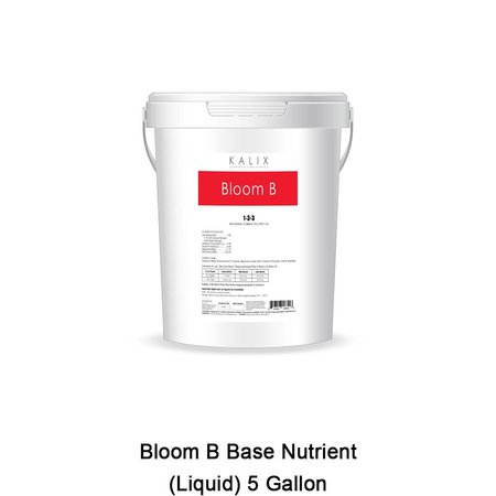 Bloom B Base Nutrient (Liquid) 5 Gallon