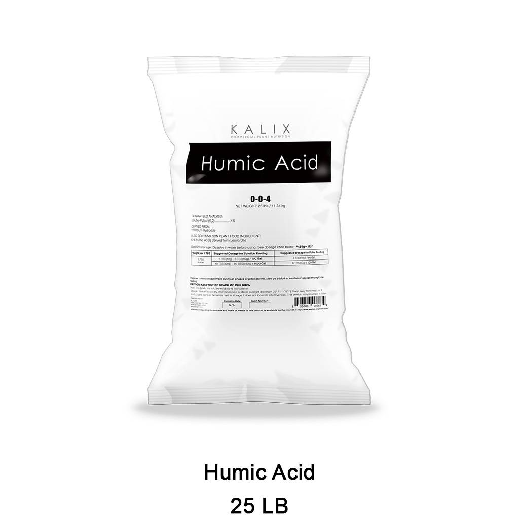Humic Acid (Soluble) 25 lb