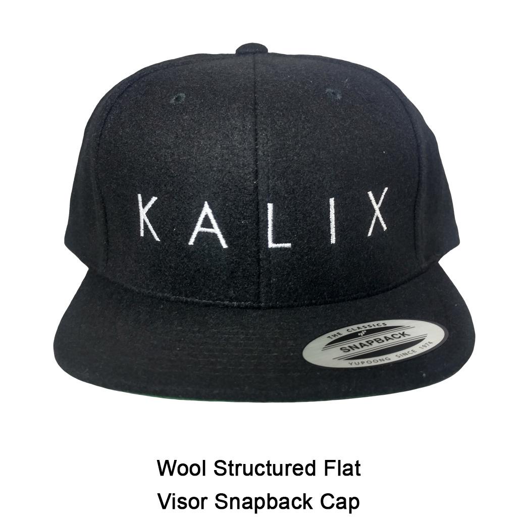 Kalix Hat Camo Snapback