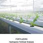 Hydroponic Fertilizer Analysis