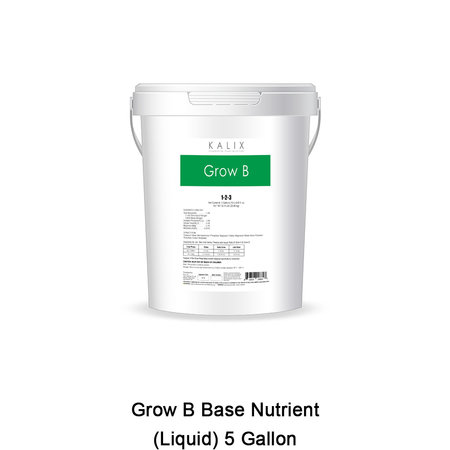 Grow B Base Nutrient (Liquid) 5 Gallon
