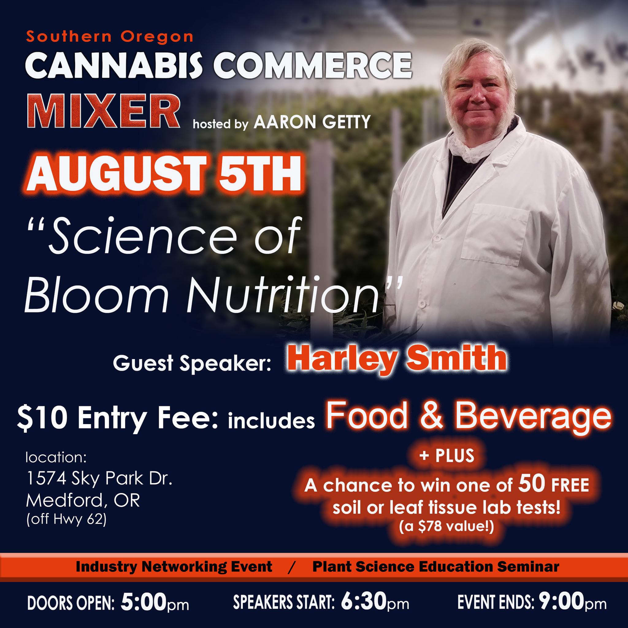 Southern Oregon Cannabis Commerce Mixer