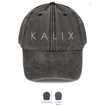 KALIX Vintage Hat