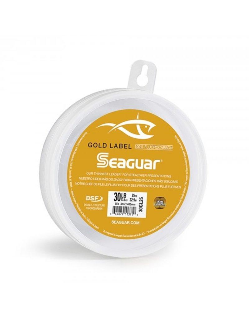 Seaguar Seaguar Gold Label Fluorocarbon Leader 25 yd 25 lb