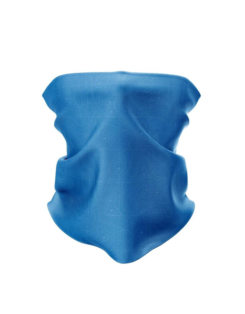 Live Bottom LB Pro Mask - Blue