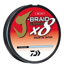 Daiwa Daiwa Jbraid Grandx8 65Lb 150 yd Island Blue