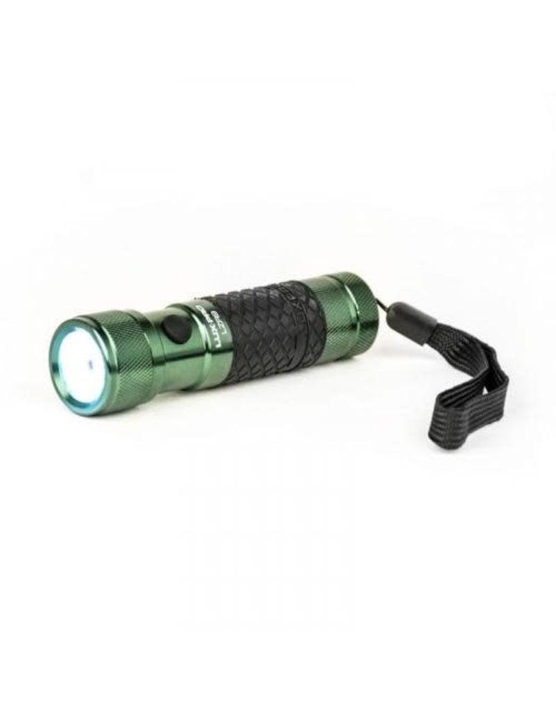 Lux-Pro 9 LED Flashlight with Laser
