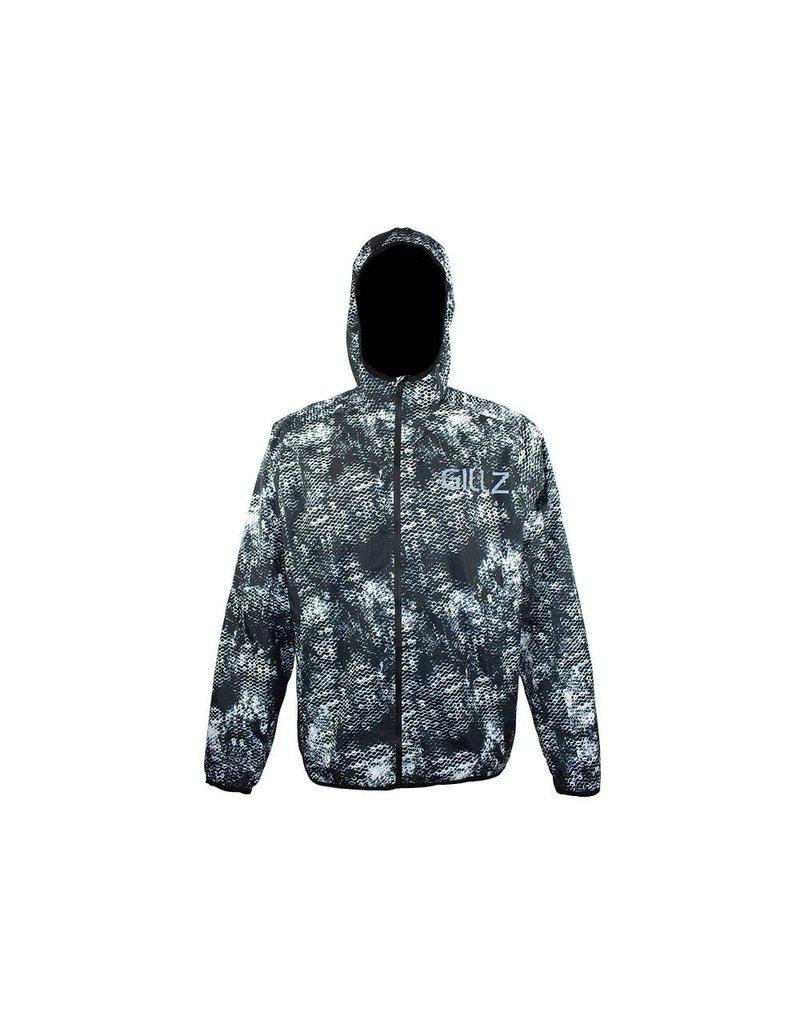 Gillz Gillz Men's Waterman Packable LW Jacket Anthracite