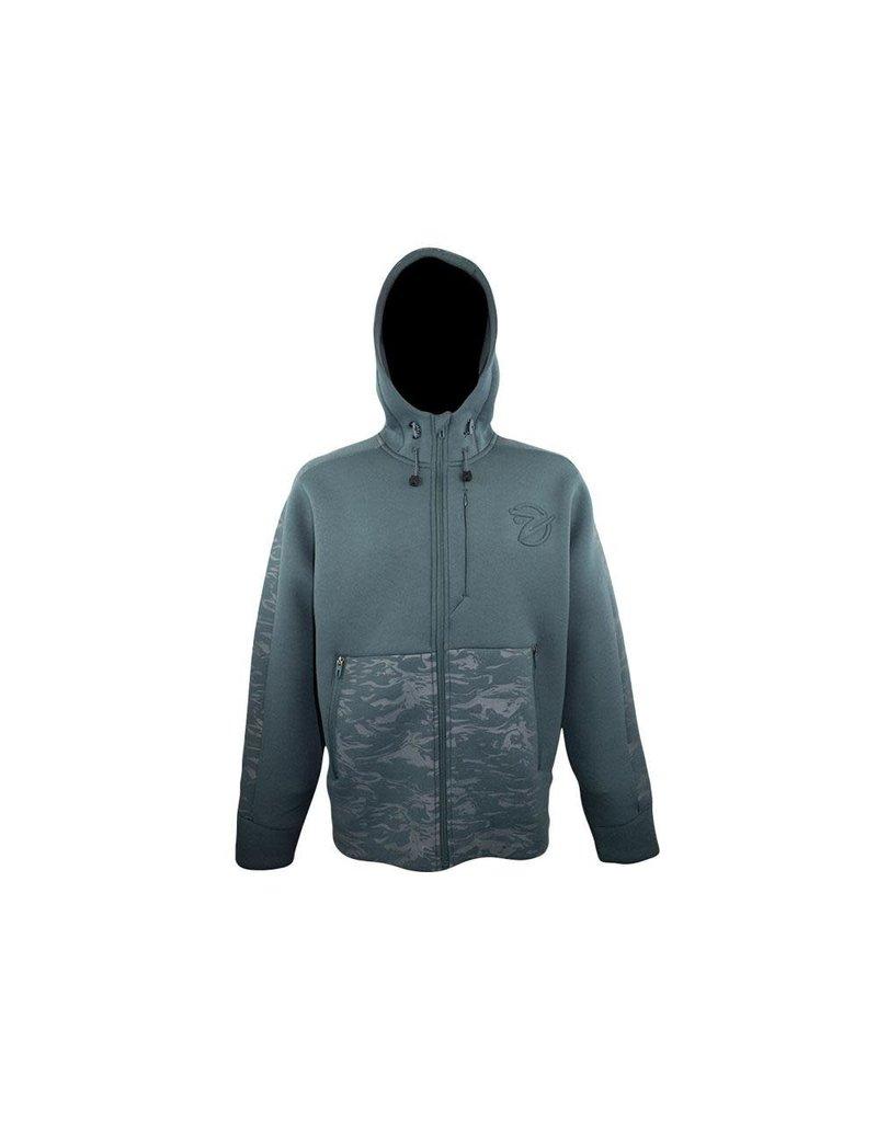Gillz Gillz Men's Pro Series Full Zip Storm Fleece Stormy Weather