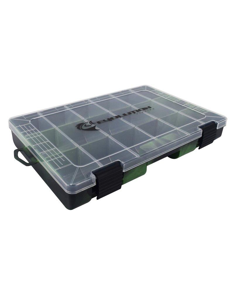 Evolution Evolution 36004-EV DS 3600 Tackle Tray Green
