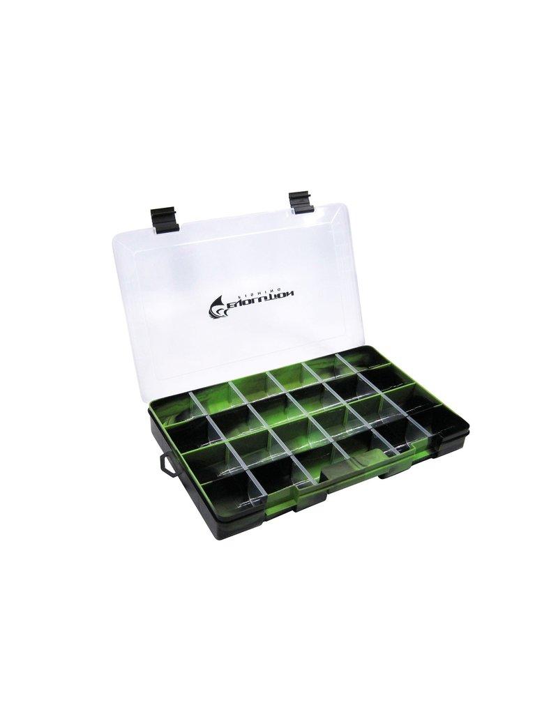 Evolution Evolution 37000-EV DS 3700 Tackle Tray Green