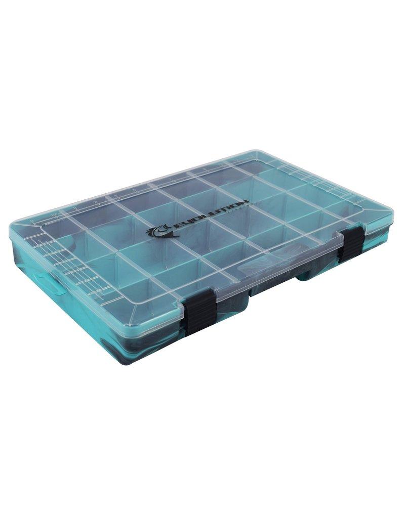 Evolution Evolution 37004-EV DS 3700 Tackle Tray Seafoam
