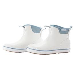 Grundens Grundens Women's Deck Boss Ankle Boot White