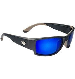 Strike King SK SG-SKP450 Ouachita  MatBlk/ MLBlu Sunglasses