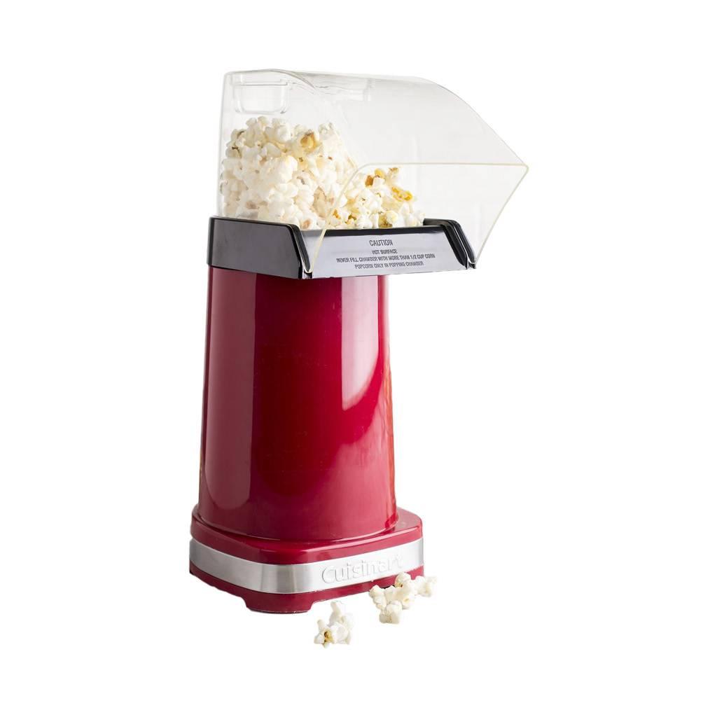 Cuisinart CPM-100C EasyPop Hot Air Popcorn Popper - Red