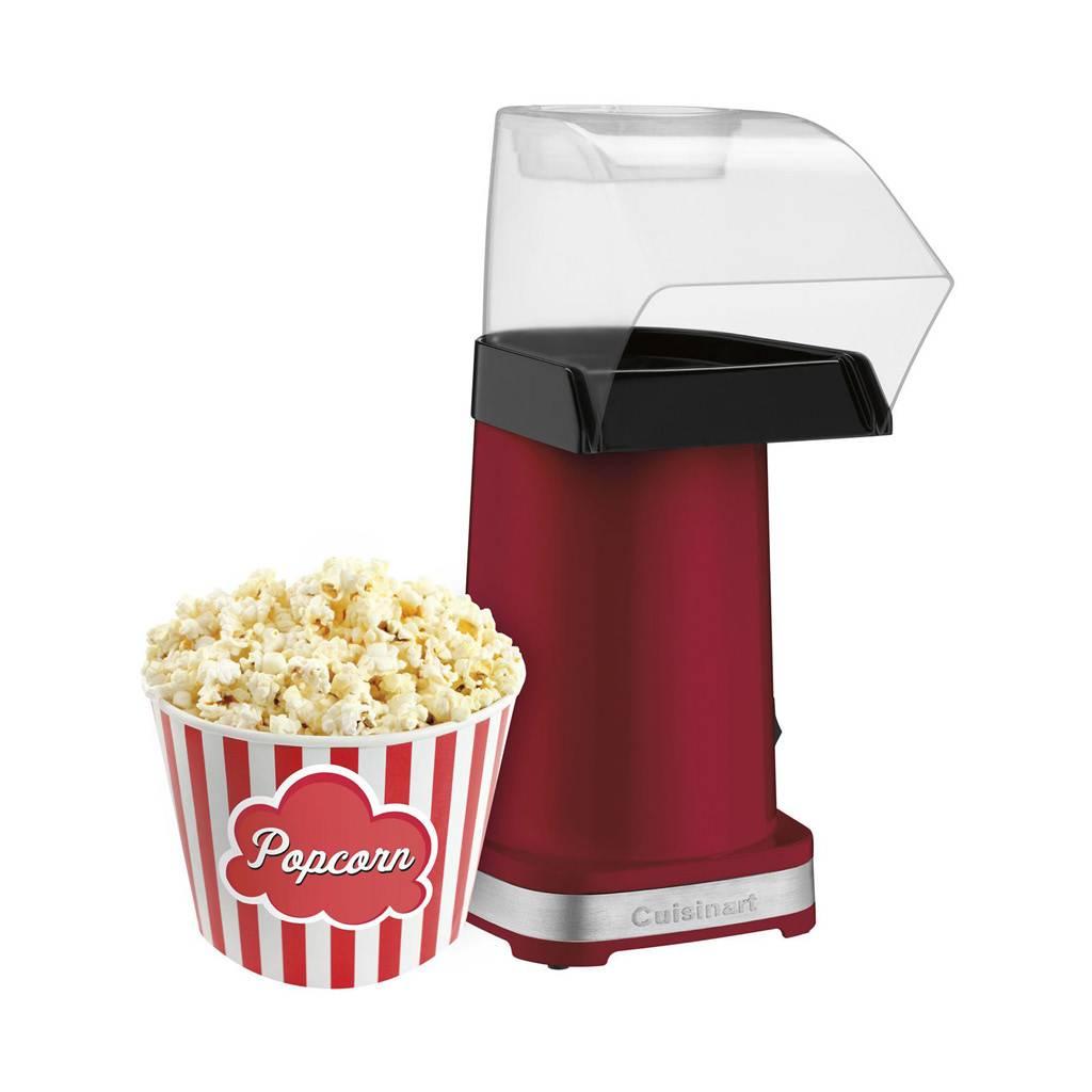 CPM-100C EasyPop Hot Air Popcorn Popper - Red (Manufacturer Refurbished / 6 Month Warranty)