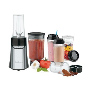 CPB-300 15 Piece Compact Portable Blending & Chopping System (Manufacturer Refurbished / 6 Month Warranty)