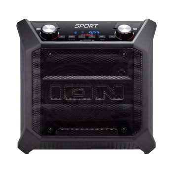 ION Audio Tailgater Sport Portable Karaoke Machine and Bluetooth Speaker with Mic IPA84