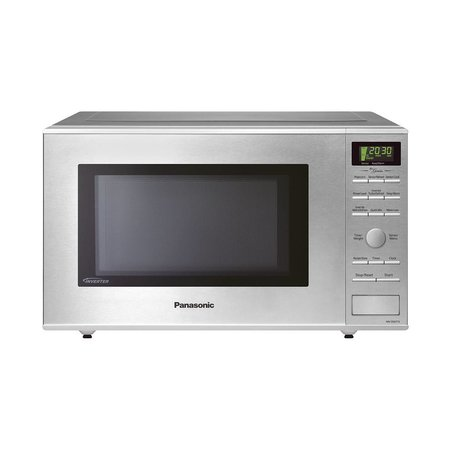 Panasonic 1.2 cu. ft. Mid-size Inverter Stainless Steel Microwave Oven NN-SD671S