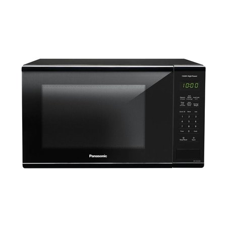 Panasonic 1.3 cu .ft Mid-size Genius Microwave NN-SG676B