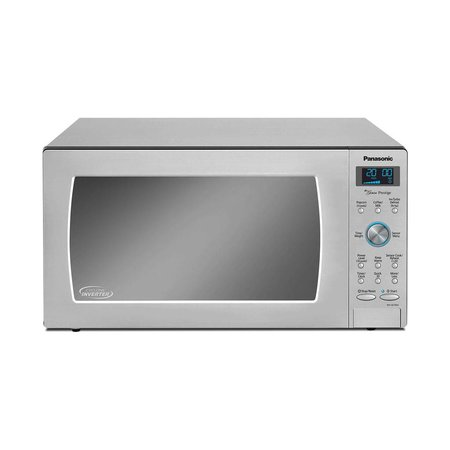 Panasonic 1.6 cu. ft. Genius Prestige Microwave with Cyclonic Inverter Technology NN-SD786S