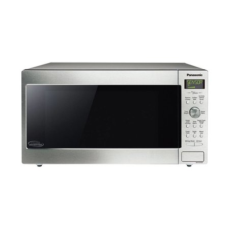 Panasonic 1.6 cu. ft Evolved Microwave with Cyclonic Inverter Technology NN-SD765S